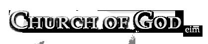 Church of God Logo